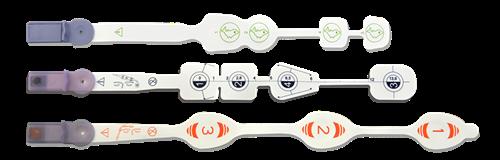 disposable non-invasive EEG sensor