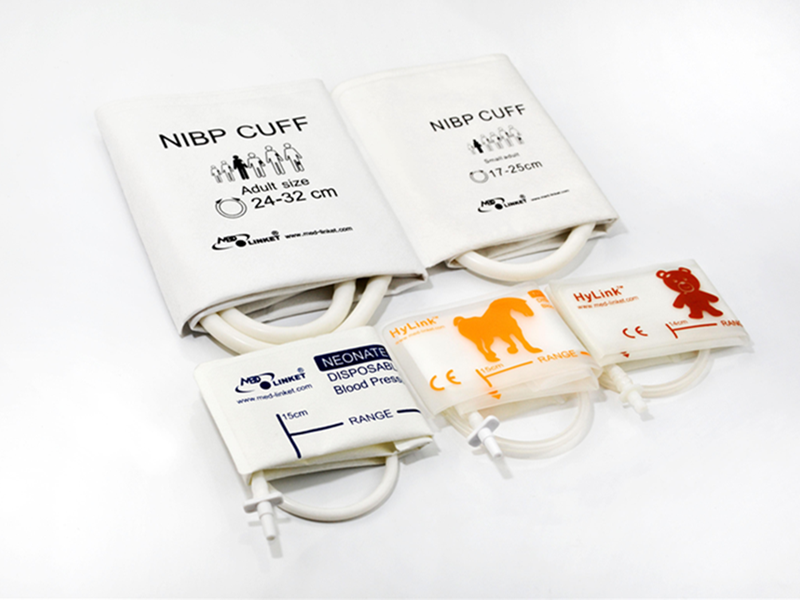 Medlinket's disposable NIBP cuff can effectively reduce the risk of pathogen infection in the hospital