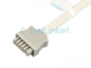 Disposable ECG lead wires ER028C5I