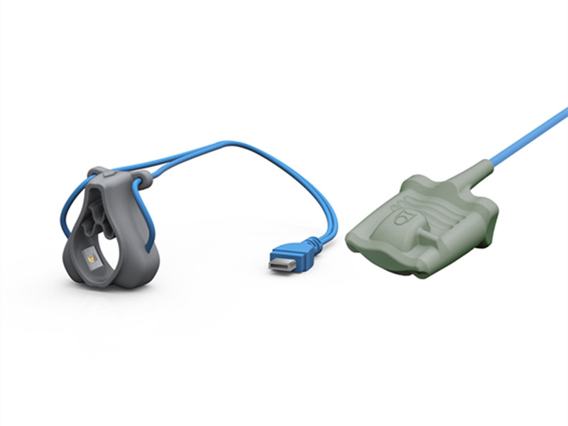 What are the characteristics of Medlinket's new silicone SpO2 sensor?
