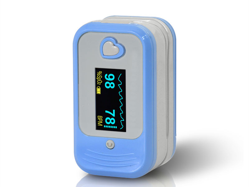 Medlinket's anti-jitter high-precision Temp-Pluse oximeter, a market leader in the industry