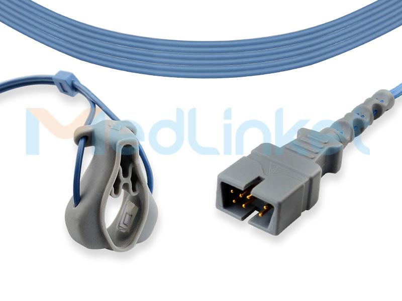 SpO2-Sensor vom Silikonring Typ Ausgewähltes Bild