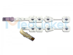 BIS 186-0106 compatible Anestesia Profundità Disposable EEG Sensor 9902040901