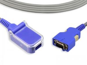 Compatible Nellcor OxiSmart & Oximax Tech. SpO2 Adapter Cables