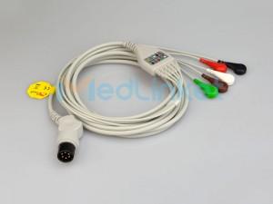 Medlinket ALT/DATASCO Compatible Direct-Connect ECG Cables