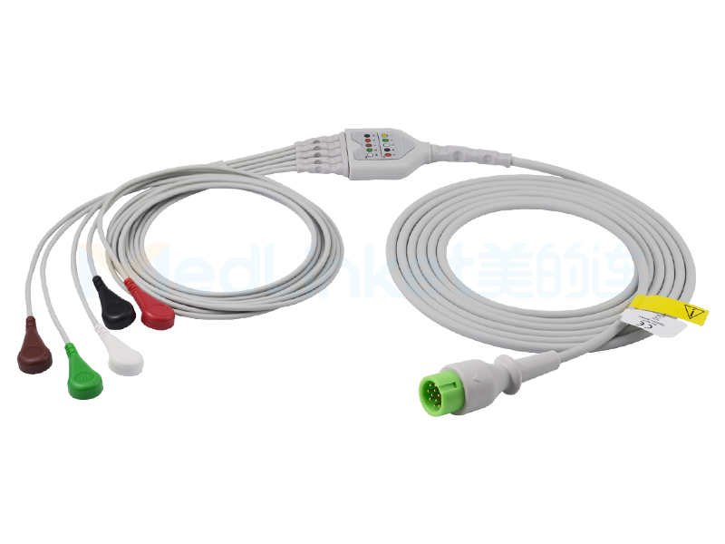 Compatible Biolight Direct-Connect ECG Cables Featured Image