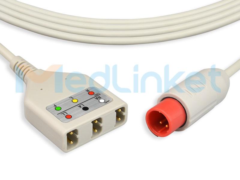 Medlinket BionetKorea Compatible Direct-Connect ECG Cables Featured Image