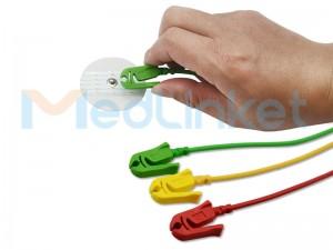 E9003CP-kompatible EKG-Ableitungen EE029A3I-01