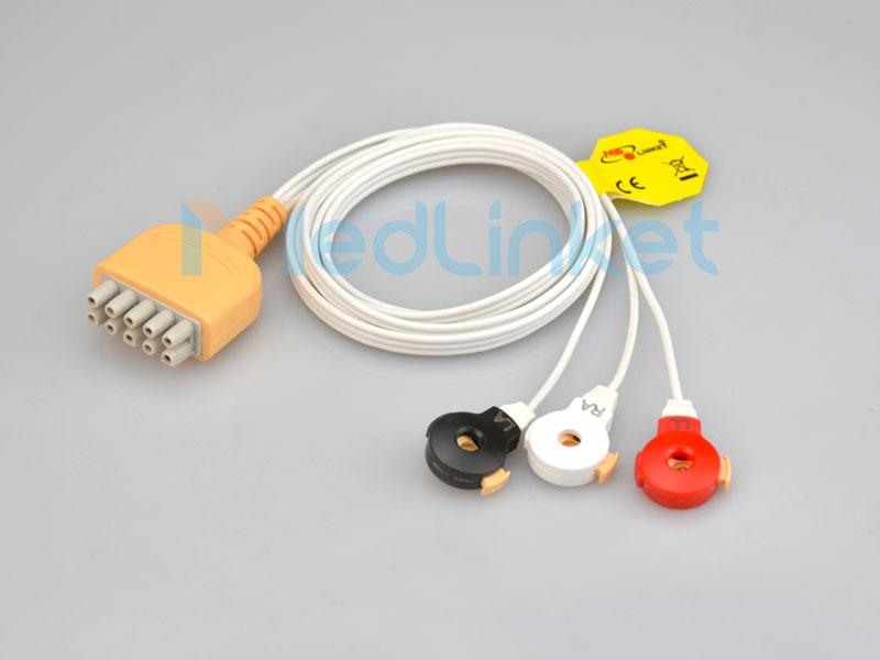 Medlinket GE Compatible  Disposable ECG Featured Image