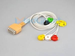 Medlinket GE Compatible  Disposable ECG