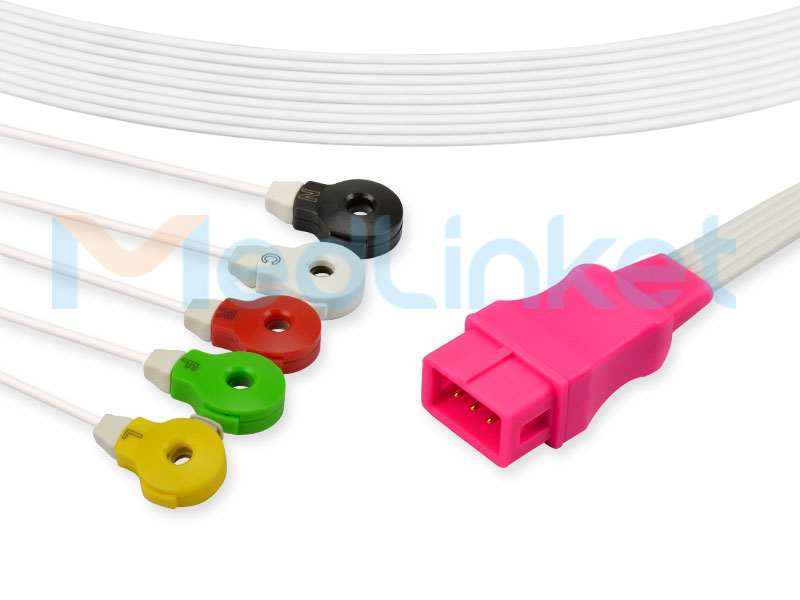 Disposable ECG Lead Wires (33135) Featured Image