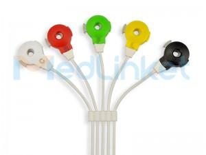 Disposable ECG Lead Wires (33135)