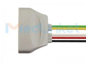 Philips MX40 Compatible ECG Telemetry Leadwires (9803171831)