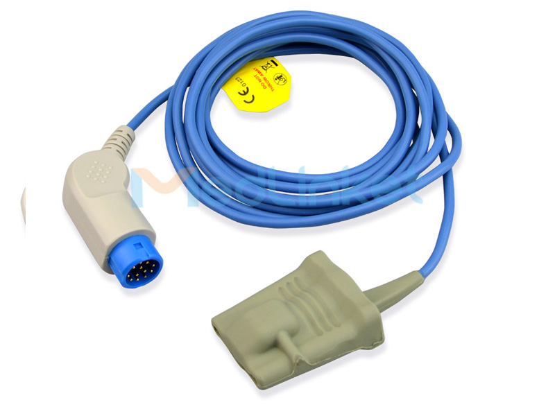 Wholesale Price Medical Rainbow Cable - Neusoft Compatible Direct-Connect SpO2 Sensor – Med-link