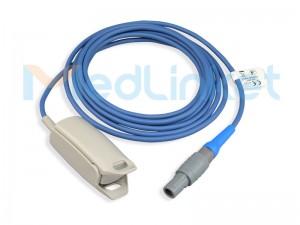 Choice/Anke /BRAINER /Goldway Compatible Direct-Connect SpO2 Sensor