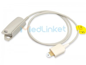 Medlinket Masimo Compatible Short SpO2 Sensor