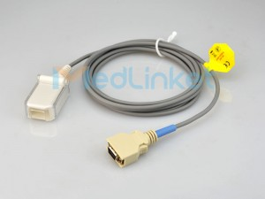 Medlinket Masimo Compatible SpO2 Extension Adapter Cable