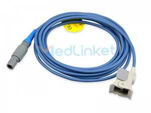 Biolight/Contec Compatible Direct-Connect SpO2 Sensor