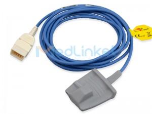 BCI Compatible Direct-Connect SpO2 Sensor