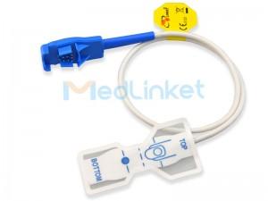 OHMEDA-компатибилен сензор за еднократна употреба SpO2