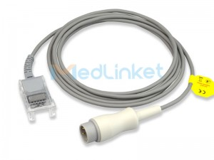 Medlinket Shanghai NuoCheng Compatible SpO2 Extension Adapter Cable