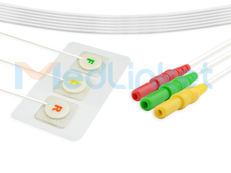 DisposV0015-C0243Iable Radiolucent ECG Electrode Featured Image