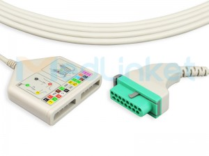 EKG Multi-Link Cable and Lead Wires