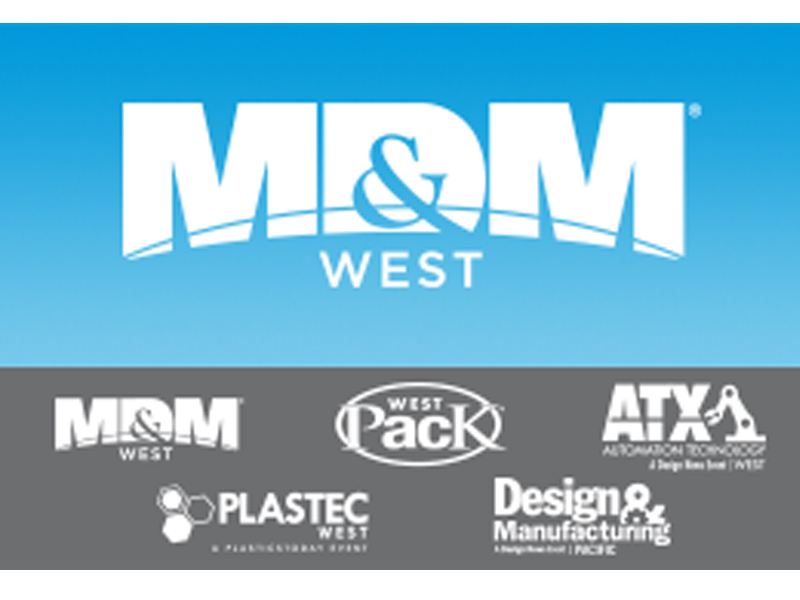 Medical Design & Manufacturing (MD&M) West 2020