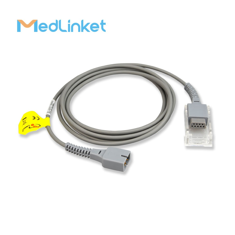 SpO2 Sensor Extension Cable