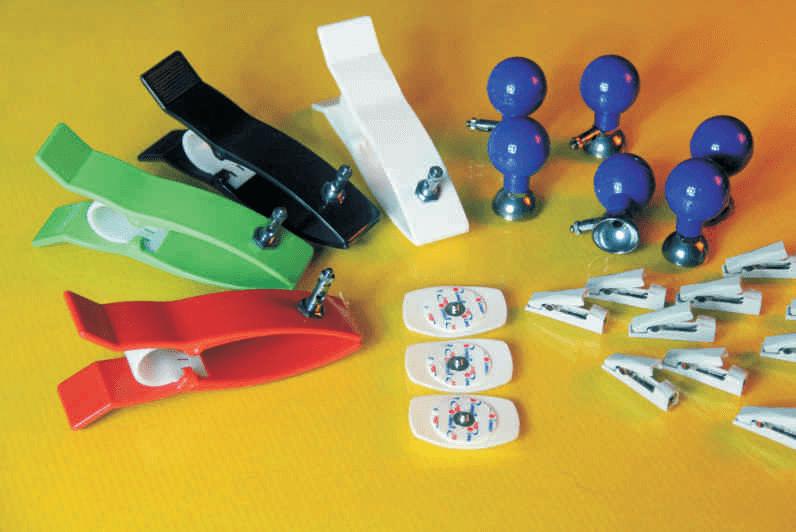 ईसीजी Electrodes