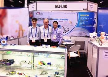 Med-link take participate in the 27th US FIME exhibition in 2017 as scheduled with the same quality for 13 years
